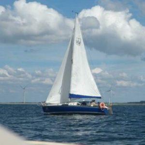 spelsysteem Zeilboot